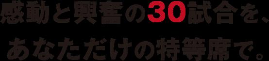感動と興奮の30試合を、あなただけの特等席で。大阪エヴェッサ2019-20シーズンシーズンシート発売!