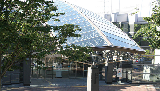 池田市五月山体育館