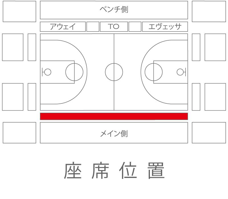 席図:mikuchanシート
