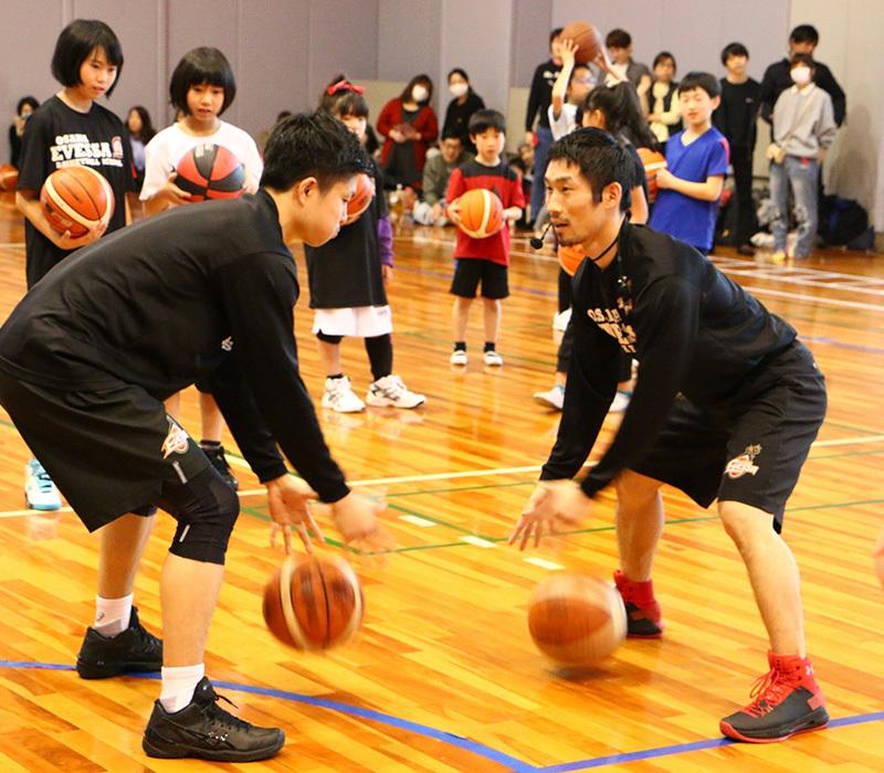 枚方市バスケットボールカーニバル