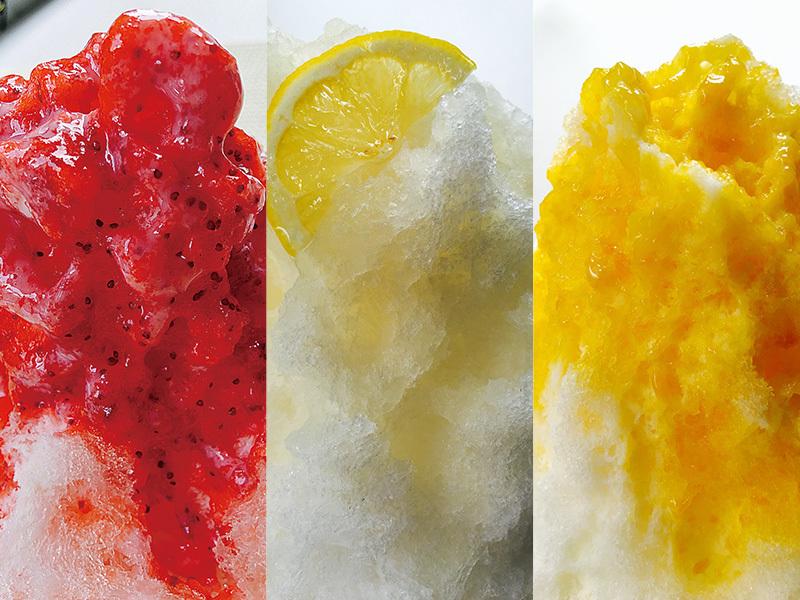 かき氷(500円)