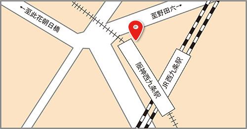 乗り場MAP