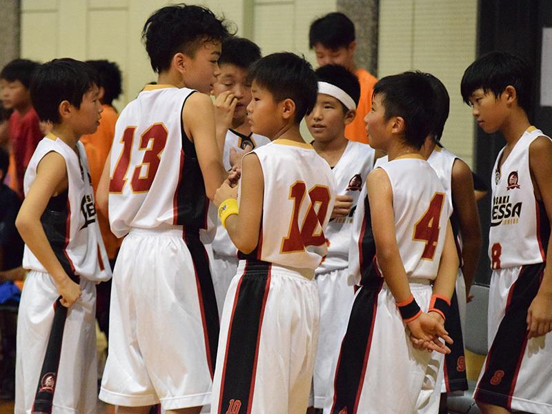 大阪エヴェッサU12試合